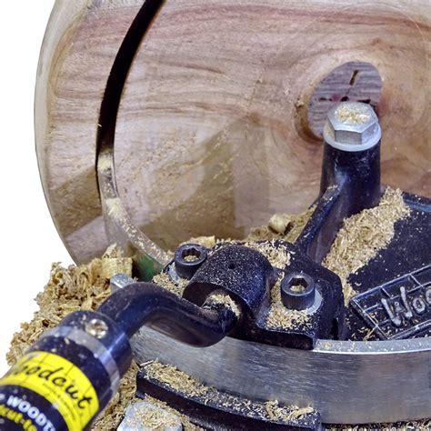 Schalen Ausstechvorrichtung Woodcut Bowlsaver