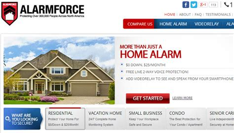 adt home security competitors 28 images adt home
