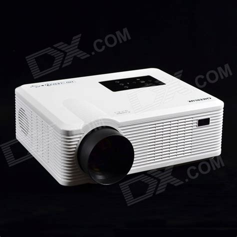Lu Projector Lcd cheerlux cl740 wt mstar lcd home theater projector w led