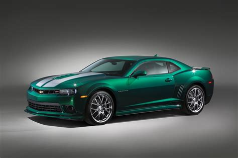 chevy green 2015 chevrolet camaro green flash unveiled gm authority