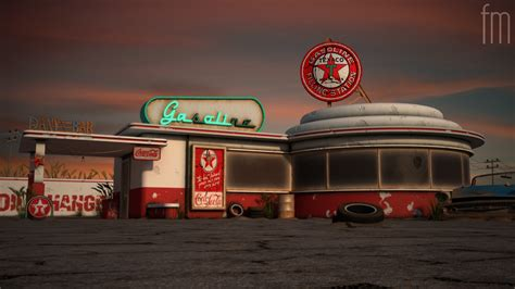 route 66 gas station route 66 gas station by smescio1986 on deviantart