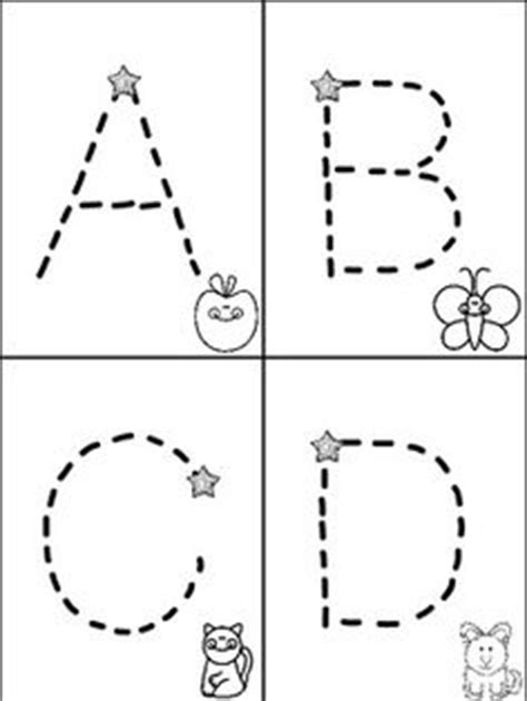 large printable traceable letters large traceable letters for preschoolers pictures to pin