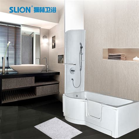 walk in bath shower combo walk in tub shower combo with seat bathtub buy walk in tub shower combo with seat bathtub walk