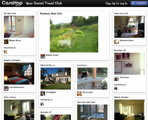 gigaom here s the strategy behind airbnb s mobile web paul berry s home swap startup casahop raises 1 2 million