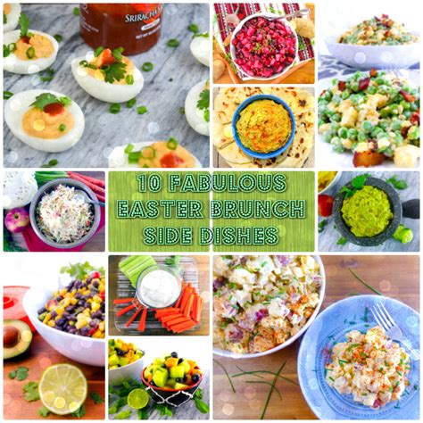 10 fabulous easter brunch side dishes whole made living