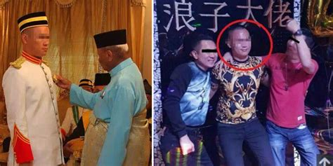 tattoo nation penang datuk killed by bodyguard discovered to be leader of