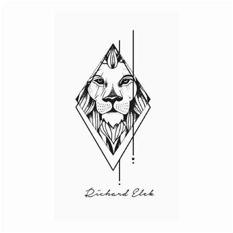 triangle tattoo ideas design triangle design richard