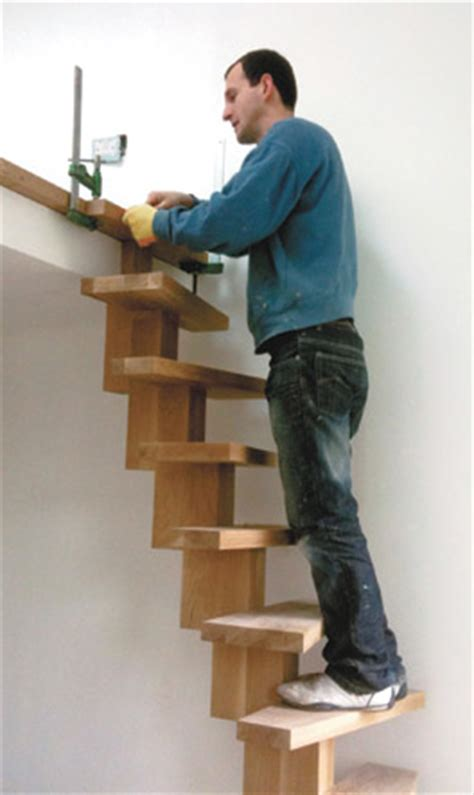 Treppen Auf Engstem Raum by Stairsmade Space Saving