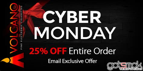 The Price Is Right Cyber Monday Giveaways - volcano ecigs cyber monday sale gotsmok com