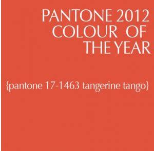 pantone color of the year 2012 pantone color of the year 2012 tangerine tango rustic