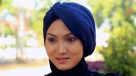 tutorial pashmina gaya turban tutorial hijab pashmina gaya turban untuk pesta yang