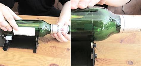 Basteln Mit Leeren Glasflaschen by Aus Flaschen Werden Gl 228 Ser Und Vasen Etsys Deutscher