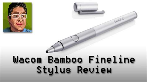 Wacom Bamboo Fineline Stylus for iPad Review   Doovi