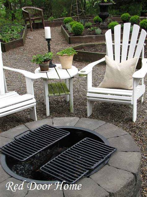 easy diy pit with grill 38 easy and diy pit ideas amazing diy interior