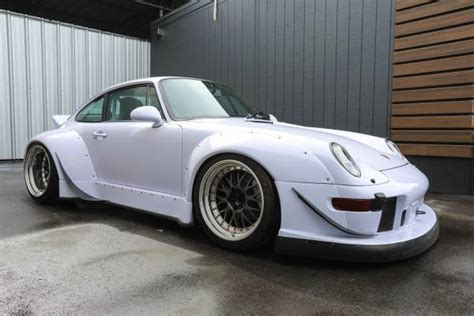 Rwb 993 For Sale by Rwb Porsche 993 For Sale In Los Angeles The Drive