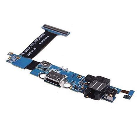 Konektor Charger Samsung S6 Edge repuesto dock connector samsung galaxy s6 edge discoazul