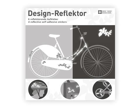 Reflektoren Aufkleber Shop by Design Reflektor Aufkleber Deck 4