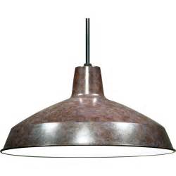 industrial light fixture nuvo 76 662 1 light 16 quot warehouse shade pendant light