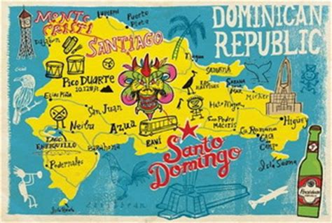 5 themes of geography dominican republic geography