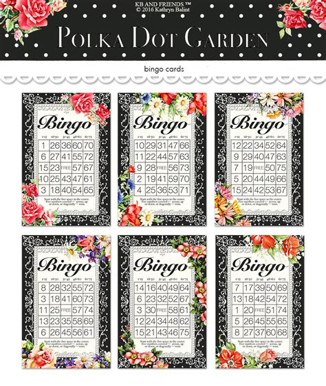 printable decorative note cards decorative floral bingo cards printable vintage black bingo