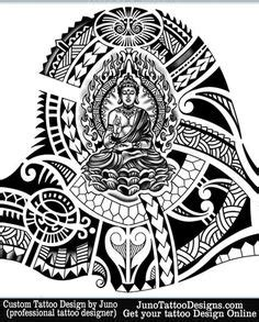 buddhist tribal tattoos here kore free this half sleeve prepared for