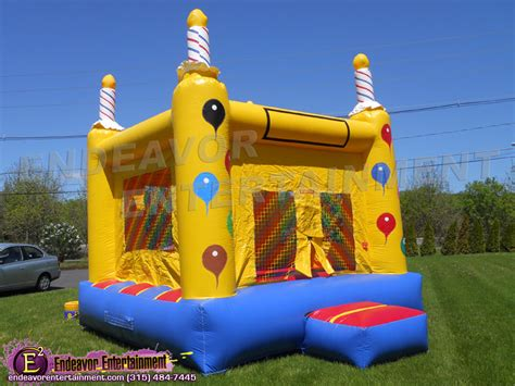 Bouncing Houses For Birthday by Syracuse Central Ny Birthday Cake Bounce House Rental