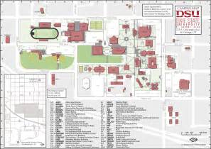 Dixie State University Map by Dixie State University Trio Campus Map