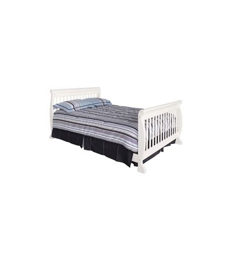 Davinci Kalani Convertible Crib White Davinci Kalani 4 In 1 Convertible Crib In White
