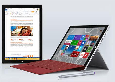 Microsoft Pro 3 microsoft surface pro 3