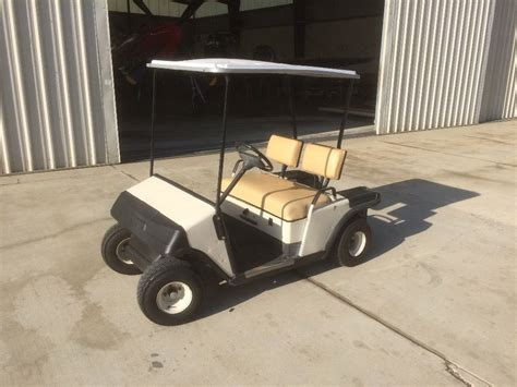ez  marathon golf cart  sale