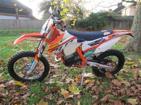 Ktm 125 Exc Road For Sale Ktm Exc 125 Factory Edition Enduro Road Motorcycle