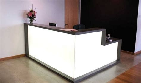 salon reception desks cheap desk interior design ideas