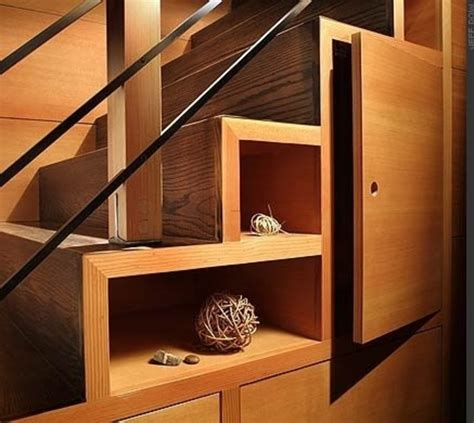 under stair shelving six original storage ideas space under the stairs under