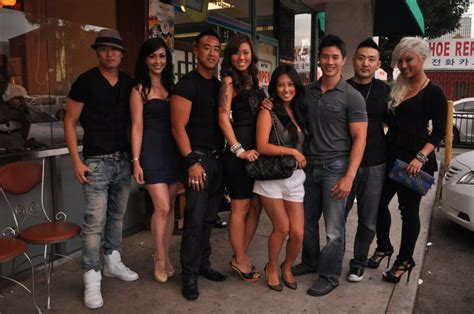 whos the asian guy in the cadillac dare commercial mtv s k town pilot gets buzz jersey shore with asians