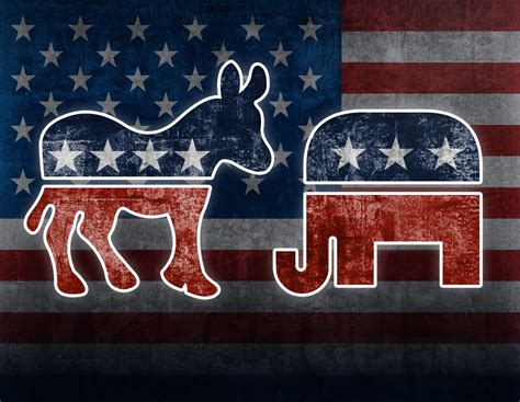 and elephant how a and an elephant came to represent democrats and republicans