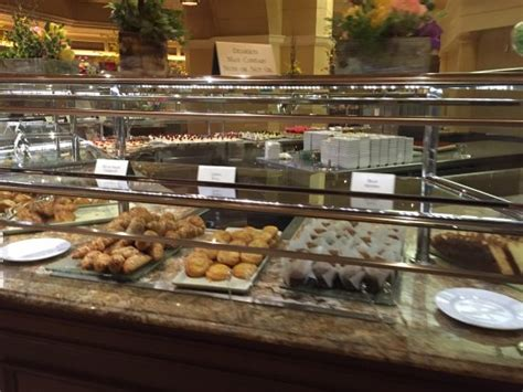 Pastries Picture Of The Buffet At Bellagio Las Vegas The Buffet Bellagio