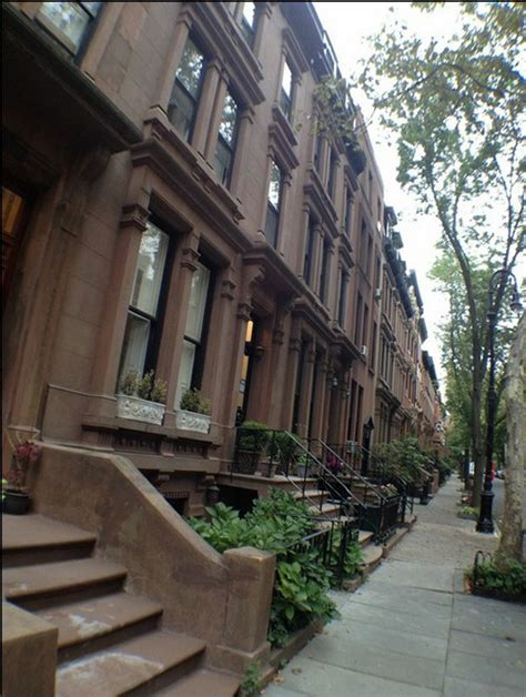 panoramio photo of brownstone house brooklyn heights brooklyn heights association s landmark house and garden