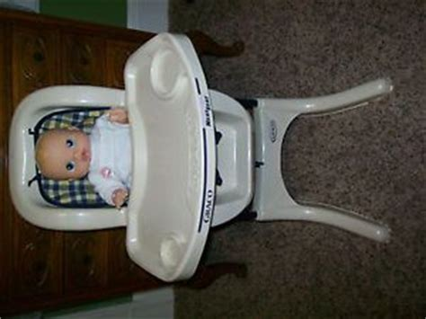 graco baby doll high chair collector gerber baby alive 1994 doll accessories on