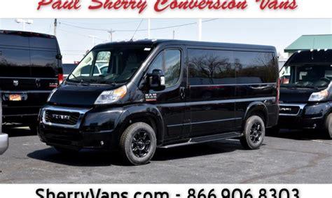 2019 Jeep 7 Passenger by 2019 Ram Promaster Sherry Vans 7 Passenger 28802t