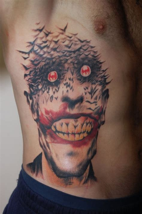 pornographic tattoos and tattoos 10 unique joker design ideas