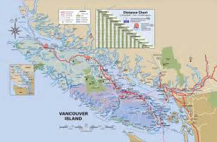 vancouver island map vancouver guide