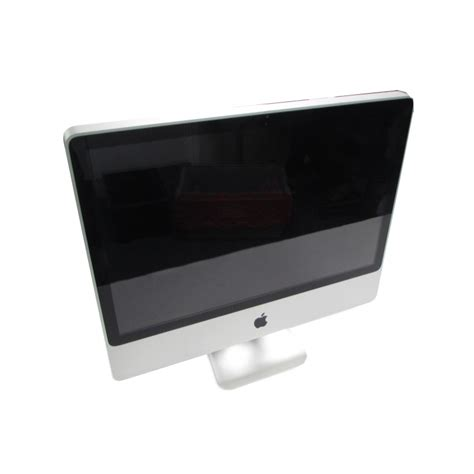 Imac 2 Duo apple imac 24 quot a1225 2 duo 2 66ghz 4gb 640gb osx el