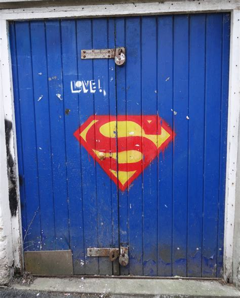 Superman Three Doors by Giddings Noodle Superman And Me