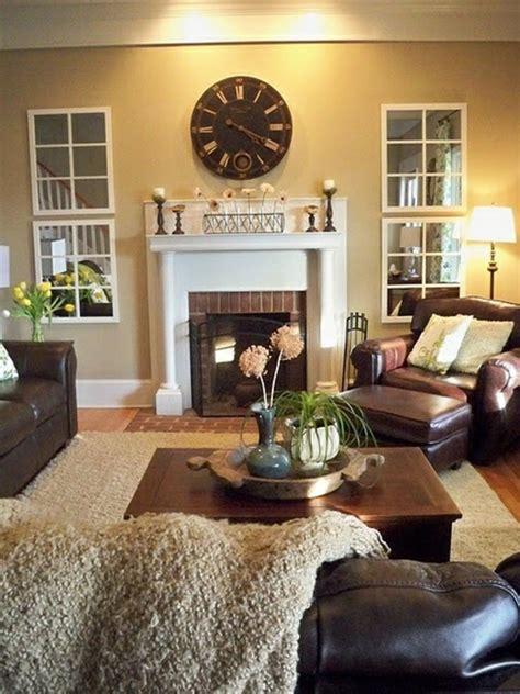 living room looks offener kamin durch tolle dekorationsideen wundersch 246 n
