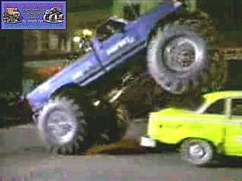 history of bigfoot monster truck bigfoot monster truck history