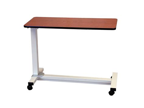 over bed tables bariatric heavy duty overbed table drive medical 13080