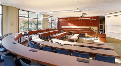 Stanford Design Mba by Stanford Graduate School Of Business Classroom