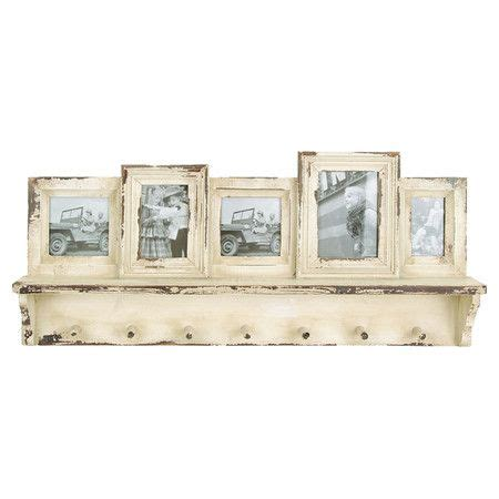 arlesy picture frame wall shelf found objects