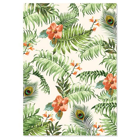 Ambiance Jungle Tropicale by Invitation Mariage Originale Ambiance Jungle Tropicale