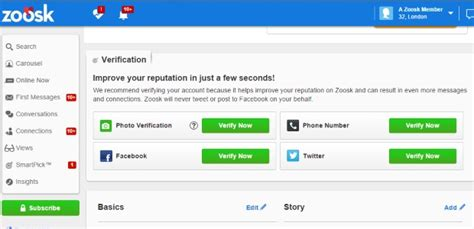 Zoosk Search For Zoosk Review Los Angeles Post